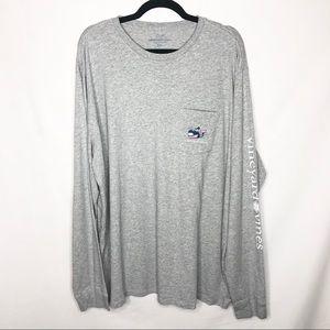 Vineyard Vines Winter Sports Long Sleeve T-shirt